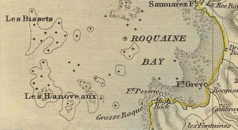 Roquaine Bay